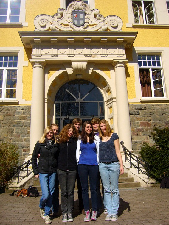 DELF Diplom 2011 - Rivius Gymnasium Attendorn