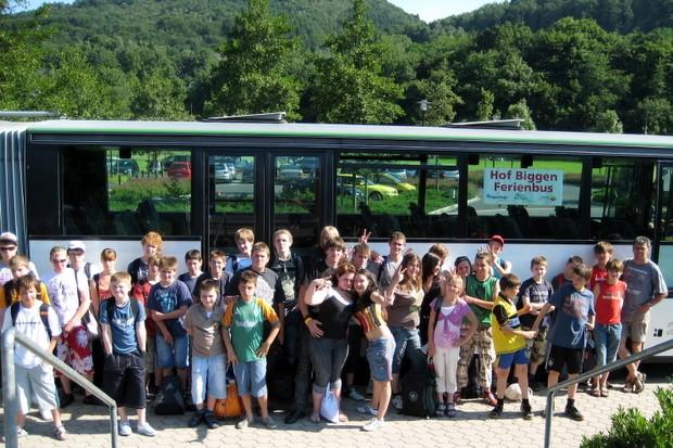 Hof-Biggen - Ferienbus