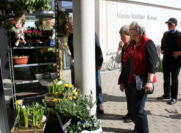 Osterbasar 2011 - Haus Mutter Anna - Caritas Zentrum Attendorn