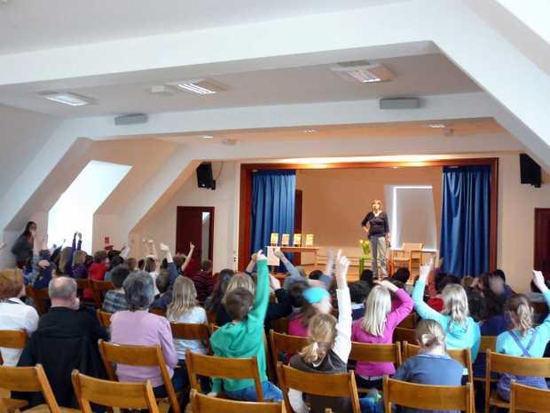 Sonnenschule Attendorn - Projektwoche 2011