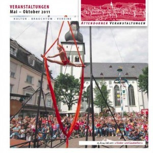 Attendorner Veranstaltungskalender Sommer 2011