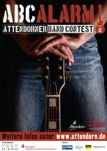ABC-Alarm Plakat Attendorn
