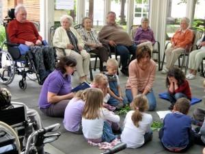 Besuch des Laurentius Kindergarten Attendorn