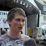 Juniorenweltmeister Biathlon - Steffen Bartscher aus Winterberg