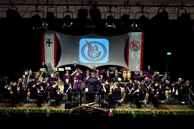 Musikzug Attendorn - Konzert 2011 - Stadthalle Attendorn