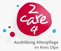 2care4 - Ausbildung in der Altenpflege