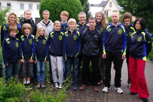 Herscheid Gruppe - Attendorn Triathlon