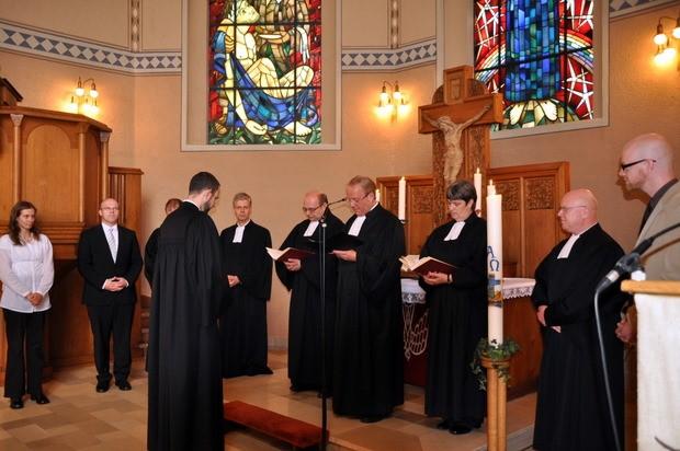 Praedikant Ev. Kirche Attendorn