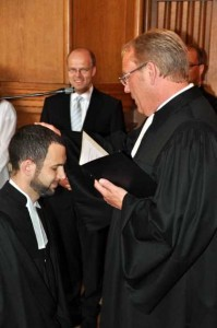 Superintendent Klaus Majoress - Erlöserkirche Attendorn