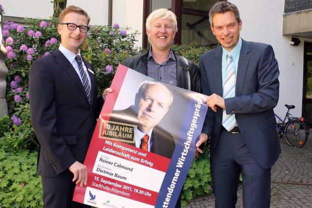 Rainer Calmund - Attendorn - Wirtschaftsgespräch