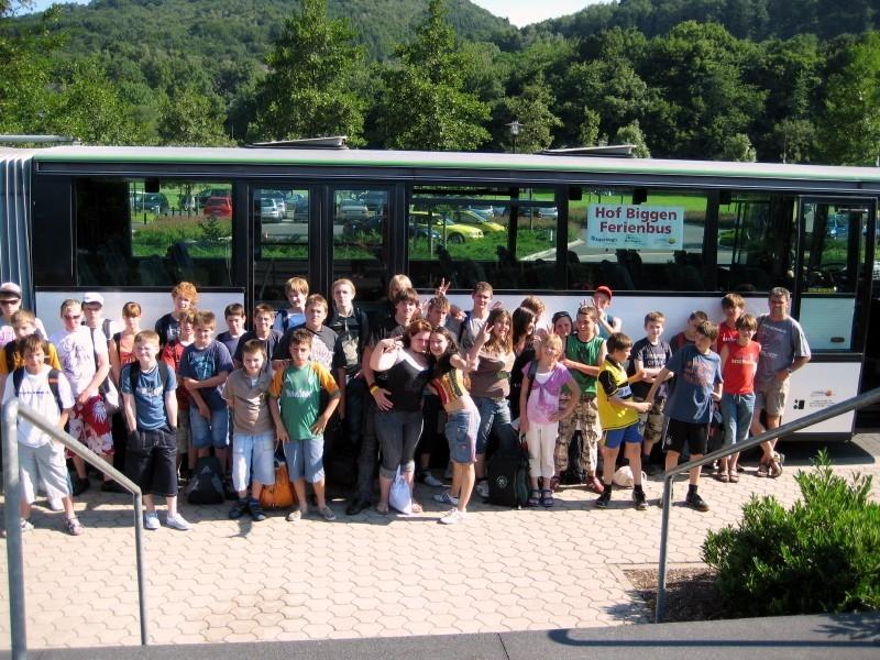 Hof Biggen Ferienbus