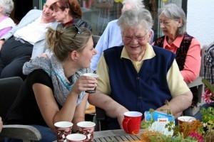 Sommerfest 2011 Haus Mutter Anna - Caritas Zentrum Attendorn