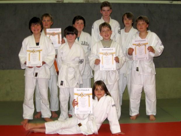 Gürtelprüfung - Judo TV Attendorn