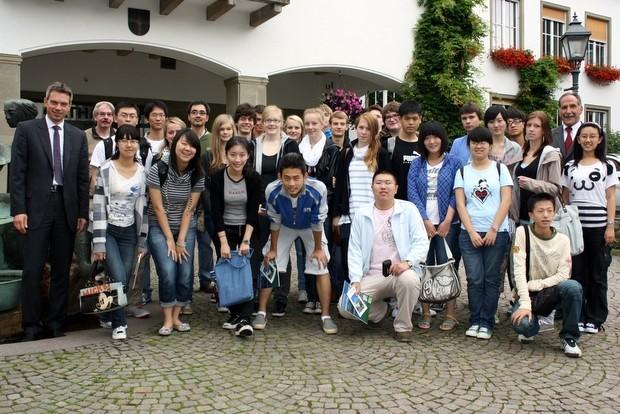 Schüleraustausch China  - maria koenigin