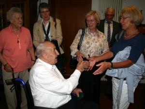 Diamantenes Priesterjubiläum Johannes Klinkhammer
