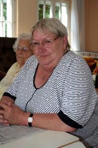 Liesel Cramer im Tagestreff Attendorn