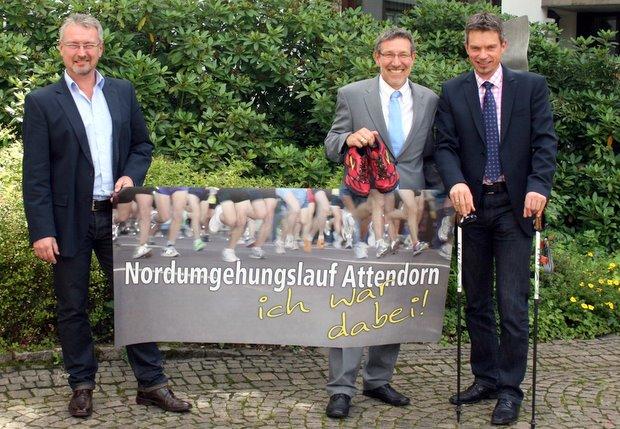 nordumgehungslauf 2011 - Eröffnung der Nordumgehung