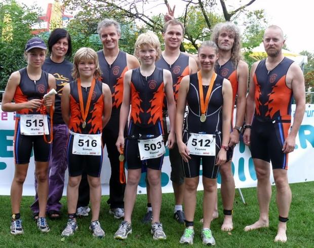 2011 Ratingen Triathlon - TRI-TIME
