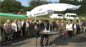 Eröffnung Nordumgehung Attendorn 2011