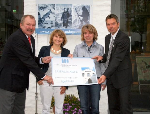 Südsauerlandmuseum10000besucher 2011