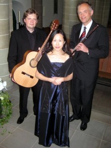 Konzert-Trio Anima Vocalis - Südsauerlandmuseum Attendorn