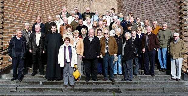Abtei Koenigsmuenster - Senioren-Union Attendorn