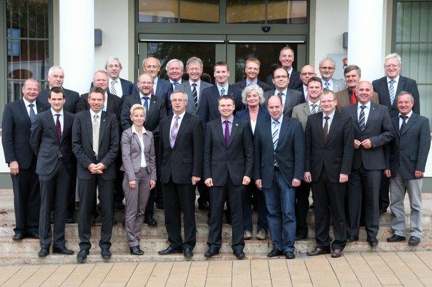 Tagung der BM 07-10-2011
