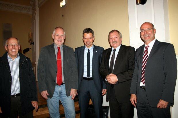 Rivius-Gymnasium Attendorn - Vorstand Förderverein 2011