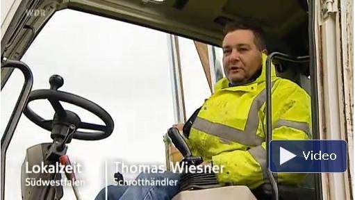 Thomas Wiesner-Schrotthaendler- Firma Neuhaus Attendorn