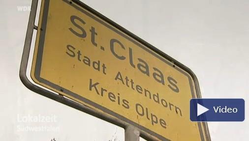 St Claas Lokalzeit - Auf der Suche nach dem Nikolaus