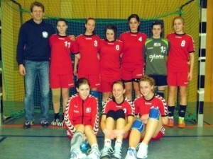 Handball - St-Ursula-Realschule