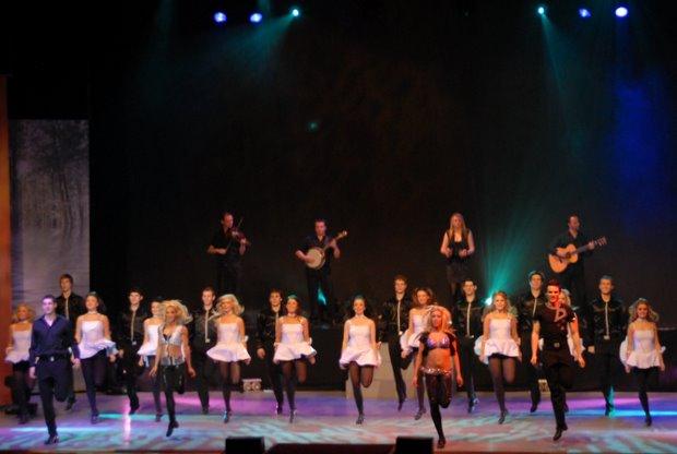 Gaelforce-Dance - Die Irische Tanz-Sensation
