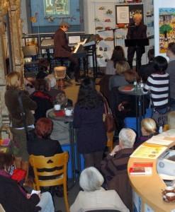 Literatur und Musik im Südsauerlandmuseum 2012 - Attendorn - Kreis Olpe