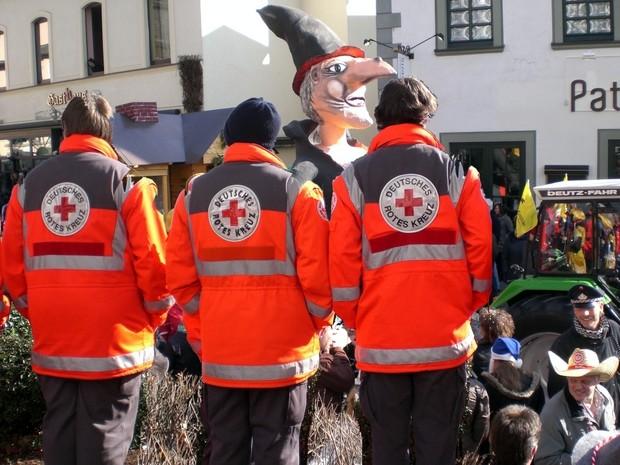 DRK Attendorn - Karneval 2012