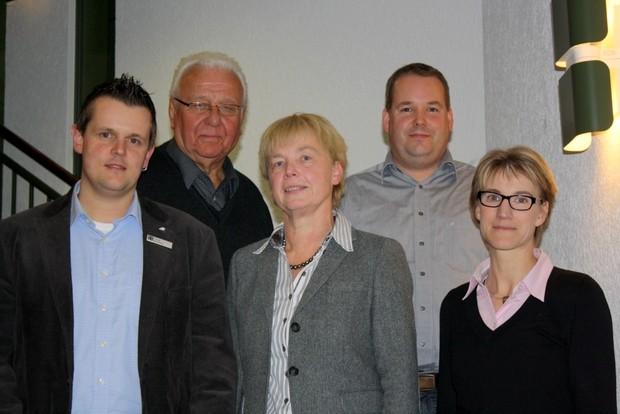 Vorstand Kulturring Attendorn