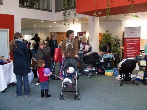 Babybasar Krankenhaus - Attendorn 2012