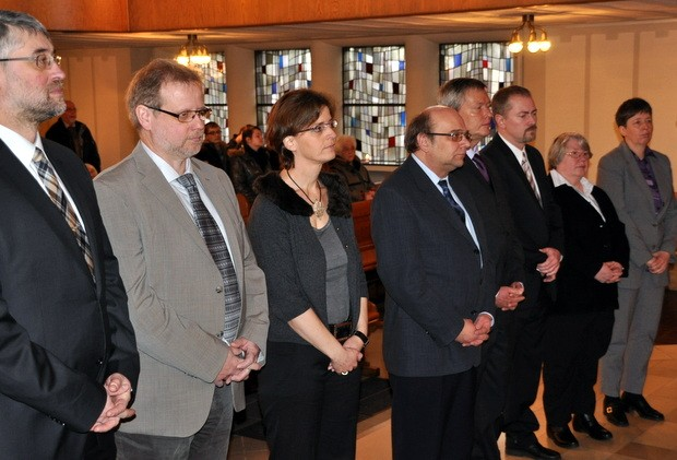 Presbyterium Attendorn 2012