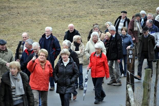 Wanderung Senioren Union Attendorn 2012