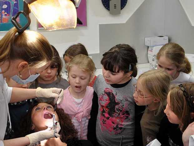 Sonnenschule Themenwoche Zähne - Attendorn 2012
