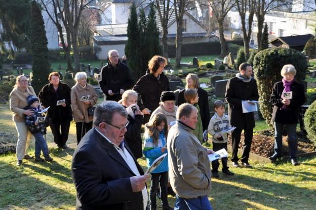 Auferstehungsgottesdienst 2012 Attendorn