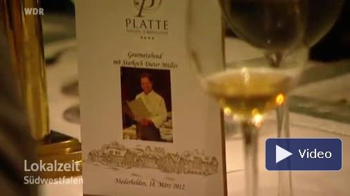 Platte - 3Sterne-Koch