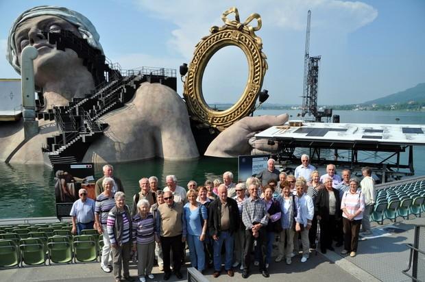 Bregenz - Seniorenunion Attendorn