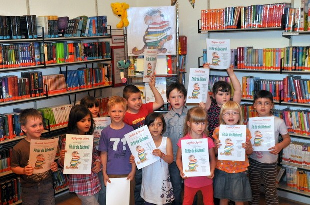Kinderbücherei Attendorn