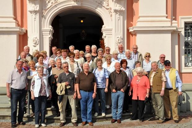 Klosterkirche Birnau - Seniorenunion Attendorn