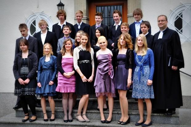 Konfirmation 2012 Attendorn
