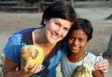 Linda Wicker mit 1 Kind