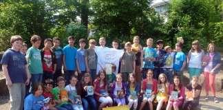 Gewinner des Bücherkoffers - St. Ursula Realschule