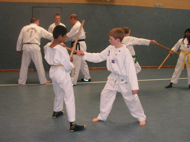 Taekwon Do Dojan - Attendorn - Trainingscamp 2012