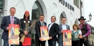 Wie Winnetou ins Sauerland kam - Südsauerlandmuseum Attendorn