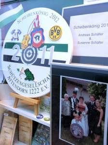 Scheibenkönig 2011 Attendorn